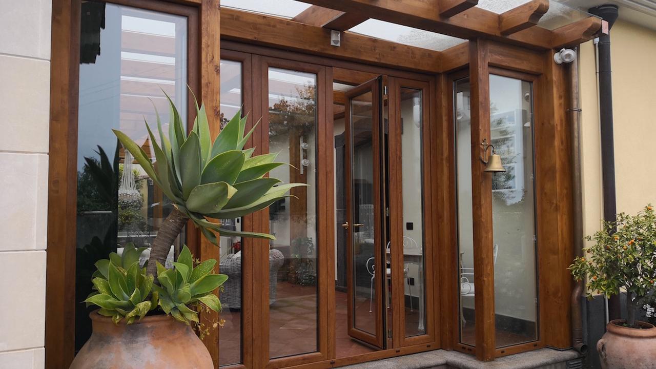 Veranda In Legno Terrazzo verande in legno - consigli e idee utili   expotorrisi